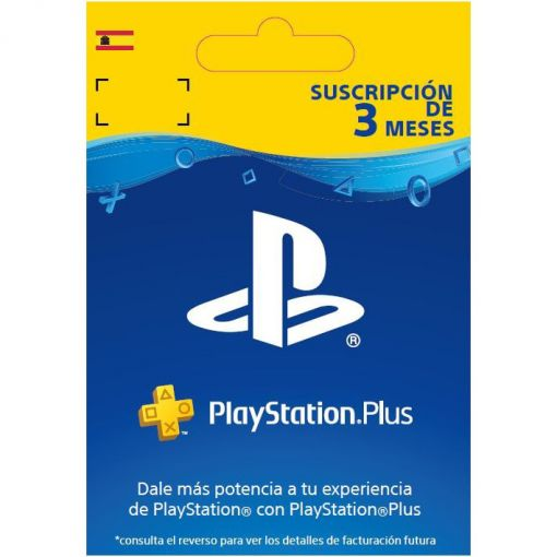 PlayStation Plus 3 meses