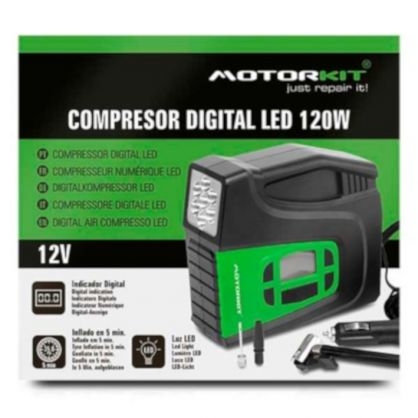 COMPRESOR MOTORKIT DIGITAL LED
