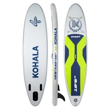 PADDLE SURF KOHALA START