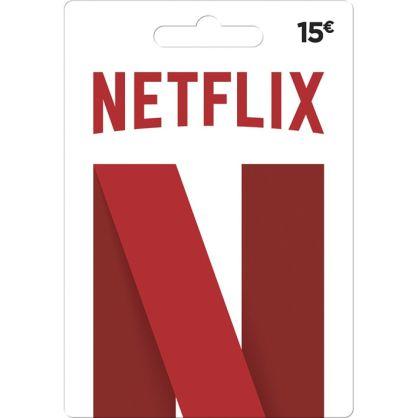 Netflix 15 euros